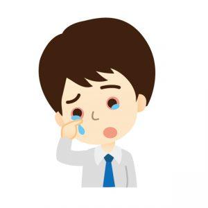 泣き方ストレス解消