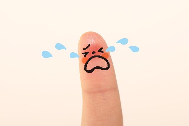 泣く効果とストレス解消
