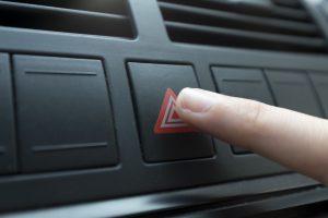 ハザードランプ,煽り運転,危険運転,対処,方法