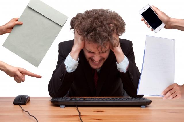 ストレス,発達障害,仕事
