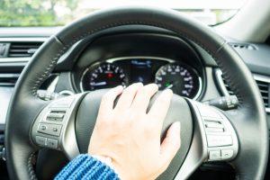 クラクション,危険,予防,煽り運転