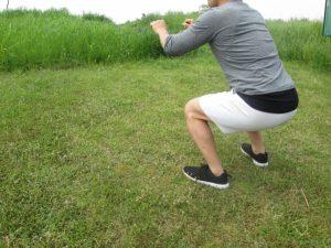 筋肉,分泌,マイオカイン,簡単,スクワット,ウォーキング